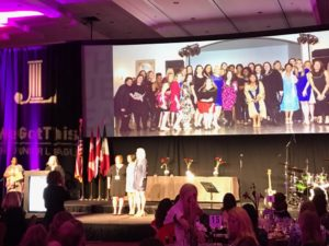 JLR, AJLI award, Day of Giving
