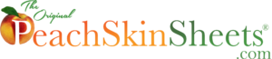 peachskinsheets_logo